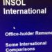INSOL International - Special Report on Insolvency Practitioners' Remuneration