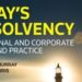 Keay's Insolvency - note from the authors - progressive updates since publication
